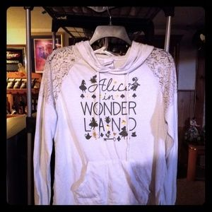 Alice in Wonderland Long Sleeve